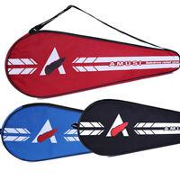 Badminton Tennis Racquet Carry Case Bag Cover Holds Racket Storage Handbag