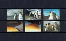 South Georgia: 2005 King Penguins,  MNH set
