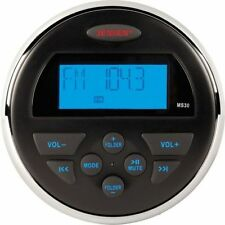 BRAND NEW Jensen MS30/MS30RTL Compact Waterproof MP3 Player Stereo Boat SSV