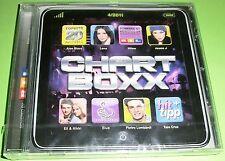 Chartboxx 4/2011 (CD) NEU / Lady Gaga, Taio Cruz, Lena, Emma6, Mona, Bosse,...