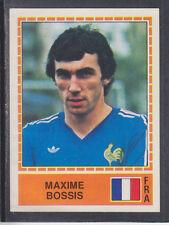 Panini - Europa 80 - # 205 Maxime Bossis - France