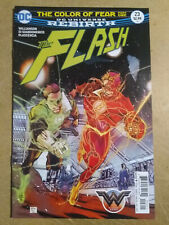 FLASH #23 REBIRTH FIRST PRINT DC COMICS (2017) THE COLOR OF FEAR