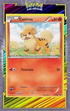 🌈Caninos - NB04:Destinées Futures - 11/99 - Carte Pokemon Neuve Française