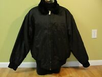 Law Pro Quartermaster Winter Jacket Coat Law Enforcement Police Security XL
