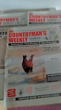 COUNTRYMANS WEEKLY AND SPORTING DOG