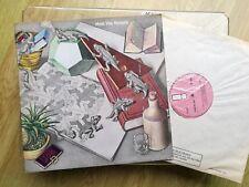 MOTT THE HOOPLE Self-Titled ILPS 9108 UK 1st Pink ISLAND A2/B2 *EX+*