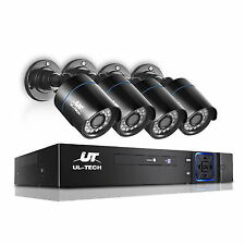 1080p 8-channel CCTV Security Camera