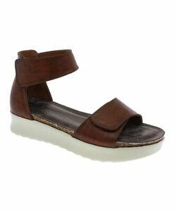 PIERRE DUMAS Women Sandal Whiskey Code Sandal Size 8.5 M US