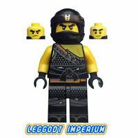 LEGO Ninjago Minifigure - Cole - Hunted njo472 FREE POST