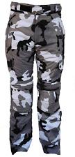 Textil  Motorradhose Camouflage Gr. M / Gr. 48