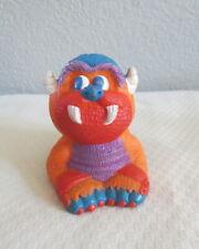 Rare 1988 Monster Days Carl's Jr Carl Karcher My Pet Monster Orange