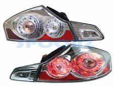 FOR INFINITI G37 SEDAN 2009-2013 TAIL LIGHT REAR LAMP TAILLIGHT 4PC SET - CHROME