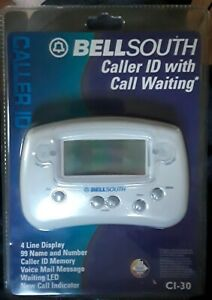 Bell South Caller ID With Call Waiting CI-30