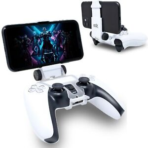 PS5 Controller Phone Mount Clamp Holder PS5 Mobile Dualsense PS Remote Play