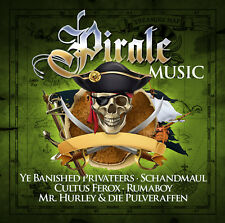 CD Pirate Music von Various Artists