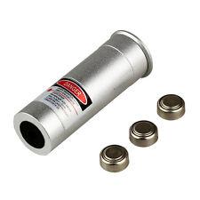 Shotguns Red Laser Bore Sight 12 Gauge Barrel Cartridge Boresighter for 12GA