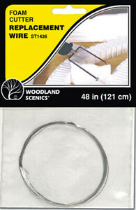 Woodland Scenics Hot Wire Foam Cutter - Replacement Cutting Wire (Only)