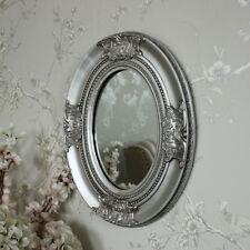 Specchi ovale in legno per la decorazione della casa