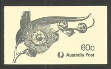 Australia 1982 Flowers 60c bklt-Attractive Topical (852b/Sb52) Mnh