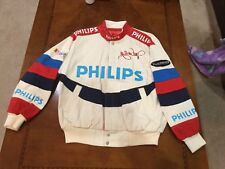 1999 NASCAR Michael Waltrip Philips Racing JACKET Rare Vintage Small New