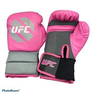 ULTIMATE FIGHTING CHAMPIONSHIP BOXING GLOVES UFC 2012 ZUFFA PINK WOMEN 10 OZ