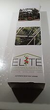 "Elite Automatic Roof Vent Opener -sturdy & opens vent to 18"" for max ventilation"