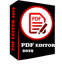 PDF Editor Software for Windows Fast Delivery Free Shipping - Digital Download