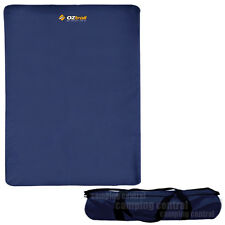 OZTRAIL LEISURE ( DOUBLE ) SELF INFLATING CAMP MAT SIZE MATTRESS DOUBLE