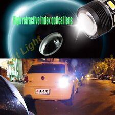 For VW GOLF MK2 MK3 MK4 MK5 P21W Error Free CREE  White LED Car Reverse Bulb 1x