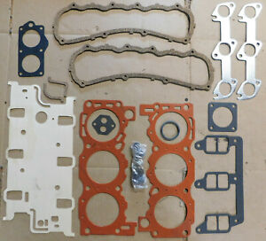 Detroit 21768CS Engine Gasket Head Set for 1986-87 Ford Truck 177 CID 2.9L V6