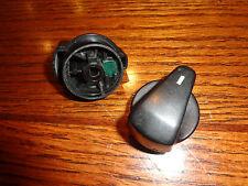 Ford Bronco F150 92-96 ONE CLIMATE CONTROL KNOB green lens heater fan AC F250