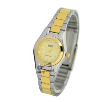 -Casio LTP1253SG-9A Ladies' Metal Fashion Watch Brand New & 100% Authentic