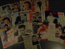 rick astley, clippings belge + poster