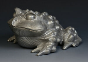 Japanese Bronze Toad