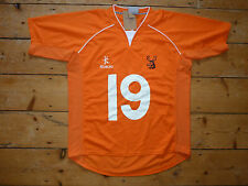 medium HOCKEY SHIRT #19 kukri STAGS SCOTLAND NETHERLANDS lacrosse jersey