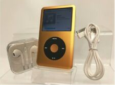 NEW U2 Apple iPod Classic 7th Gen Gold/Black 512GB SSD+2000mAh Battery Warranty