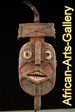 51317 Alte Maske der NUNUNA, Burkina Faso, Afrika
