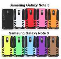 Luxury Rubber Hard Case Cover for Samsung Galaxy Note 3