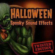 FREE US SHIP. on ANY 2 CDs! NEW CD Various Artists: Halloween Sound Effects: Hal