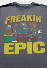 FAMILY GUY freakin' epic SMALL T-SHIRT superheroes