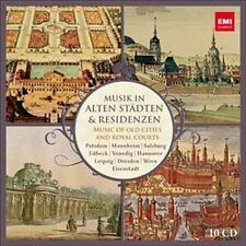 Musik in Alten Städten & Residenzen - Music of Old Cities and Royal Courts, New