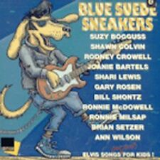 Blue Suede Sneakers by Various Artists (CD, Oct-1995, Lightyear) PROMO