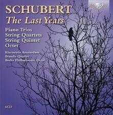 Schubert:Last Years, New Music