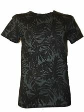 Men's Cotton Blend Crew Neck Short Sleeve Regular Casual Shirts & Tops