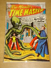 RIP HUNTER TIME MASTER #3 FN (6.0) DC COMICS AUGUST 1961 **