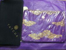 Tatcha fabric gift wrap and bag