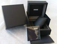 Rado watch box new !
