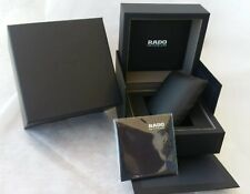 Rado watch box