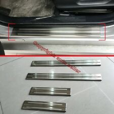 Stainless Steel door sill Protectors For Toyota Prius 2016 2017