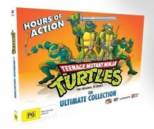 Teenage Mutant Ninja Turtles Volume 1 2 3 4 Ultimate Collection 4 DVD R4